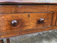 Large Antique Elm Dresser Base (8 of 21)