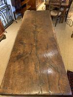Oak refectory table (4 of 9)
