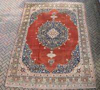 Fine Antique Tabriz Carpet (7 of 8)