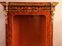 Superb French Display Cabinet Kingwood & Ebony (2 of 12)