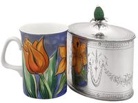 Sterling Silver Locking Tea Caddy by Henry Chawner - Antique George III 1786 (3 of 14)