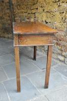 Fruitwood George II/III Side Table (10 of 12)