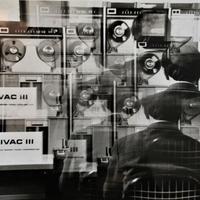 'Electronic Calculators' Photographic Print by Federico Patellani c.1968 (5 of 6)