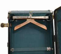 Vintage Steamer Trunk Luggage Case Harrison and  Co New York (19 of 28)