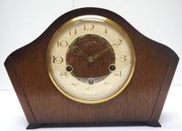 Smiths Arched Top Art Deco Mantel Clock – Musical Westminster Chiming 8-day Mantle Clock