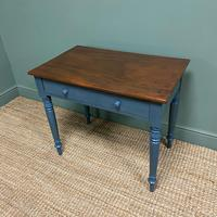 Georgian Painted Antique Side Table (5 of 6)