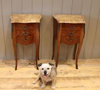 Tulipwood And Mahogany Bedside Cabinets (4 of 9)