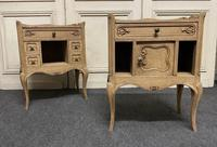 Pair of Bleached Oak Bedside Cabinets (2 of 15)