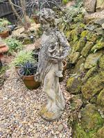 Composite Stone Semi-clad Maiden Water Carrier (6 of 6)