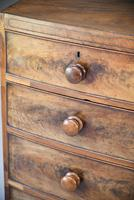 Antique George IV Mahogany Chest of Drawers (3 of 12)