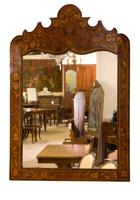 Dutch Marquetry Mirror Early 19thc (2 of 6)
