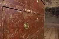 18th Century Gustavian Original Painted Commode - Red (7 of 15)