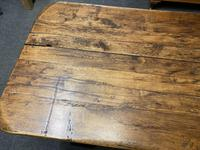 Rustic Oak Farmhouse Table & Bench Set (4 of 29)
