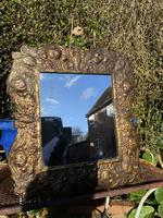 Unusual Repousse Mirror (2 of 5)
