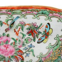 Chinese Canton Famille Rose Dish (2 of 7)