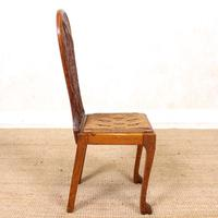 Carved Oak Eagle Chair (8 of 9)
