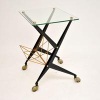 1960's Vintage Italian Side Table by Angelo Ostuni (6 of 13)