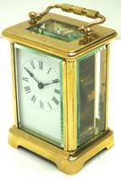 Rare Antique French 8-day Carriage Clock Classic and Sought After Design (4 of 11)
