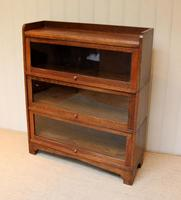 1920s Oak Stacking Bookcase (6 of 9)