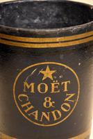 19th Century Papier Mache Moet Chandon Champagne Bucket (2 of 5)