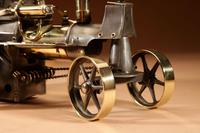 Live Early Model of Wilesco Steam Roller (3 of 12)