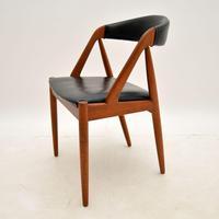 Danish Teak Side / Dining / Desk Chair by Kai Kristiansen (13 of 20)