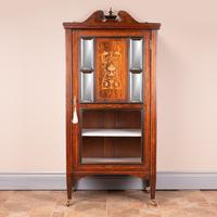 Edwardian Inlaid Music Cabinet (3 of 12)