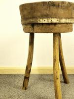 French Butchers Chopping Block (7 of 12)