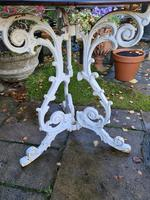 Cast-iron Patio or Conservatory Table (4 of 6)