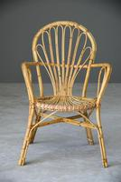 Retro Cane Occasional Chair (3 of 10)