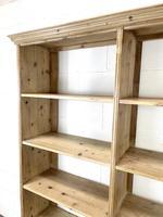 Large Vintage Pine Display Shelves (6 of 11)