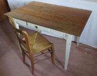 Mid 19th Century Oak French Country Table (12 of 14)