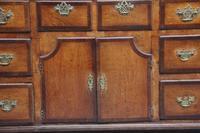 18th Century Country Oak Dresser (9 of 12)