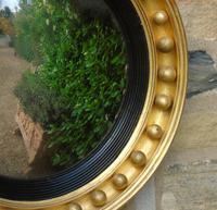 Outstanding Regency Giltwood Mirror With Eagle Crest (3 of 10)