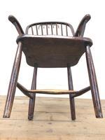 19th Century Elm & Ash Windsor Chair (8 of 11)
