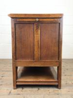 Antique Oak Cupboard with Carved Detail (10 of 11)