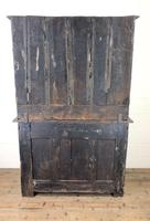 Gothic Antique Carved Oak Dresser (10 of 10)