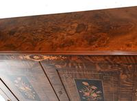 Victorian Credenza Walnut Sideboard Cabinet c.1880 (12 of 16)