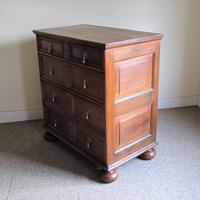 Oak Chest of Drawers c.1700 (5 of 8)
