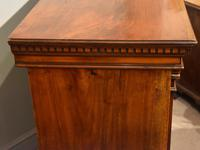 19th Century Triple Section Mahogany Bookcase (8 of 8)