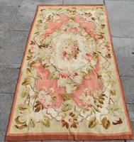 Very Fine Antique Aubusson Rug (6 of 6)