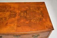 Antique Burr Walnut  Chest of  Drawers (9 of 12)