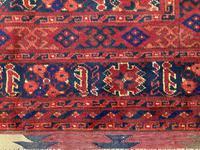 Antique Afghan Beshir Carpet (8 of 11)