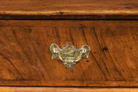 Mid 18th Century Chest of Four Long Drawers (3 of 4)