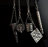 Victorian Sterling Silver Chatelaine (11 of 17)