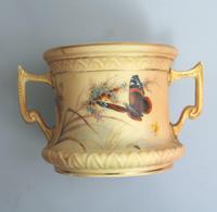 Grainger & Co Royal China Works Royal Worcester Loving Cup c.1901 (2 of 8)