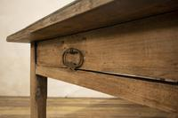 Early 20th Century French Painted Refectory Table (8 of 14)