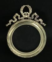 Edwardian Brass Easel Photo Frame (3 of 4)