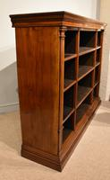 19th Century Triple Section Mahogany Bookcase (7 of 8)
