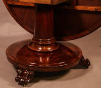 Victorian Circular Dining Table Centre Column Supports (11 of 12)